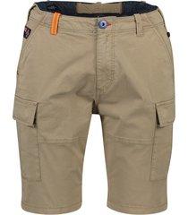 new zealand shorts heavy freight khaki