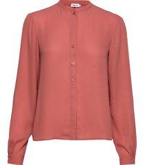 adele blouse blus långärmad rosa filippa k