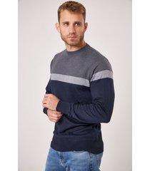 sweater azul el genovés sicilia