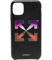 gradient arrow iphone 11 case