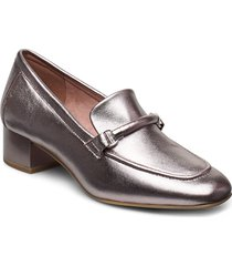 woms slip-on shoes heels pumps classic multi/mönstrad tamaris