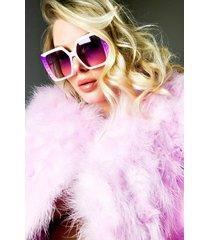 akira paris oversized sunglasses