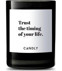 świeca perfumowana trust