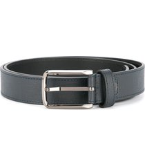 cerruti 1881 classic belt - black