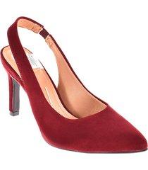 priceshoes calzado tacon mujer 022v1321-101-14220vino