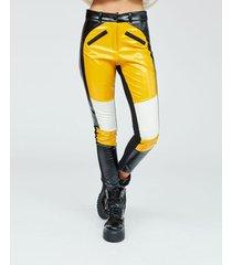 pantalón amarillo 47 street ride