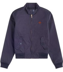 harrington jacket w - navy j9104-608 plt
