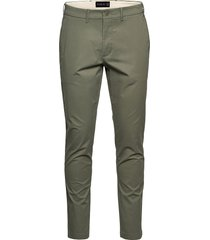 anf mens pants chinos byxor grön abercrombie & fitch