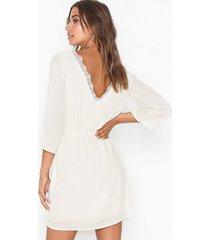 object collectors item objlourdes 3/4 lace dress rep klänningar