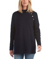 barbour pearson cape turtleneck sweater