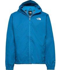 m quest jacket outerwear sport jackets blå the north face