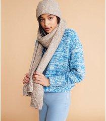 lou & grey ribmarl scarf