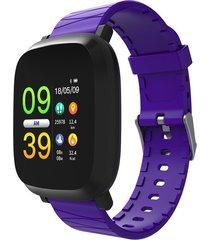 m30 1.3inch reloj inteligente monitor de ritmo cardíaco podómetro brac