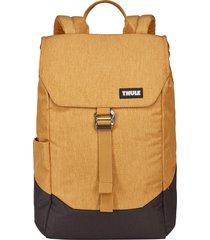 men's thule lithos backpack - brown