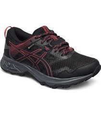 gel-sonoma 5 g-tx shoes sport shoes running shoes svart asics