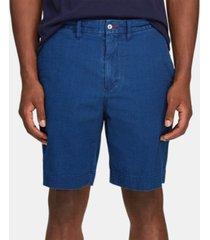"""polo ralph lauren men's classic fit 9.25"""" seersucker shorts"""