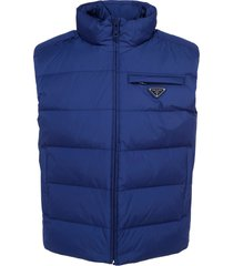 prada down jacket vest