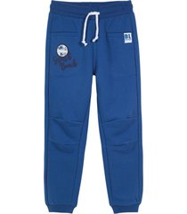 pantalon buzo sunrise azul piedra black and blue
