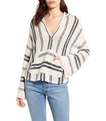 women's billabong baja beach sweater