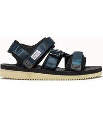 suicoke sandalo kisee-v colore blu