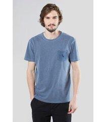 camiseta bolso gota pica-pau bordado reserva masculina