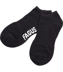 calcetin negro fagus