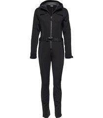 cat w ski suit outerwear sport jackets svart 8848 altitude