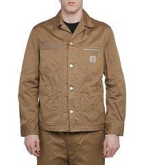 junya watanabe eye x carhartt brown jacket