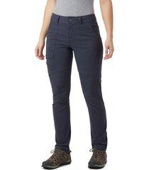 pantalon silver ridge stretch pant ii azul columbia