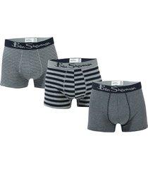 mens hayden 3 pack boxer shorts