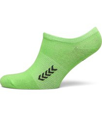 ankle sock smu ankelstrumpor korta strumpor grön hummel