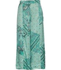 radiant pants wijde broek groen odd molly