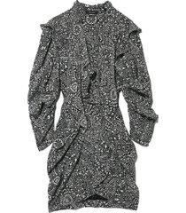 bruna dress in black