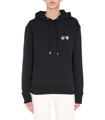 maison kitsuné hoodie
