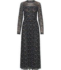 dress knitted fabric dresses everyday dresses svart taifun