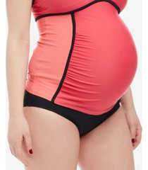 motherhood maternity bikini bottom