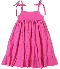vestido infantil jokenpô cambraia