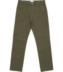 nn07 dark army fred trousers 1004-315
