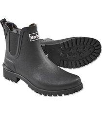 barbour wilton wellington low-top boots / barbour wilton wellington low-top boots, black, 11