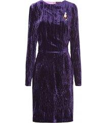 sukienka violet