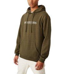 cotton on men's fleece pullover