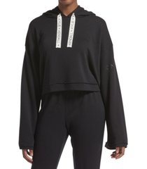 kendall + kylie cropped hoodie, online only