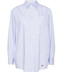 maroso t-shirts & tops long-sleeved blauw weekend max mara