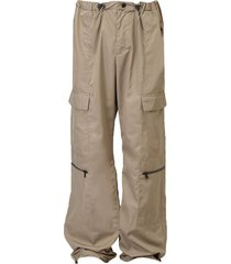 taupe cargo pants
