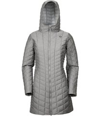 abrigo eiko gris doite