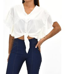 blusa bolero antifluido tapabocas