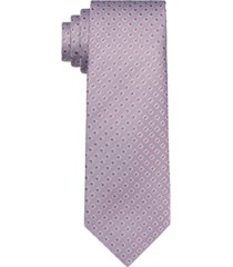 kenneth cole reaction men's slim box geo tie