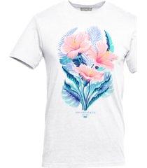 levi's men's calibiscus graphic t-shirt