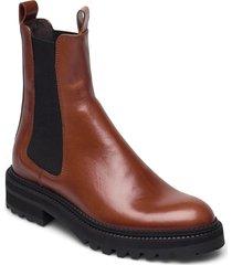 boots 4806 shoes chelsea boots brun billi bi