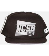 boné nineclouds skateboards snapback ncsb